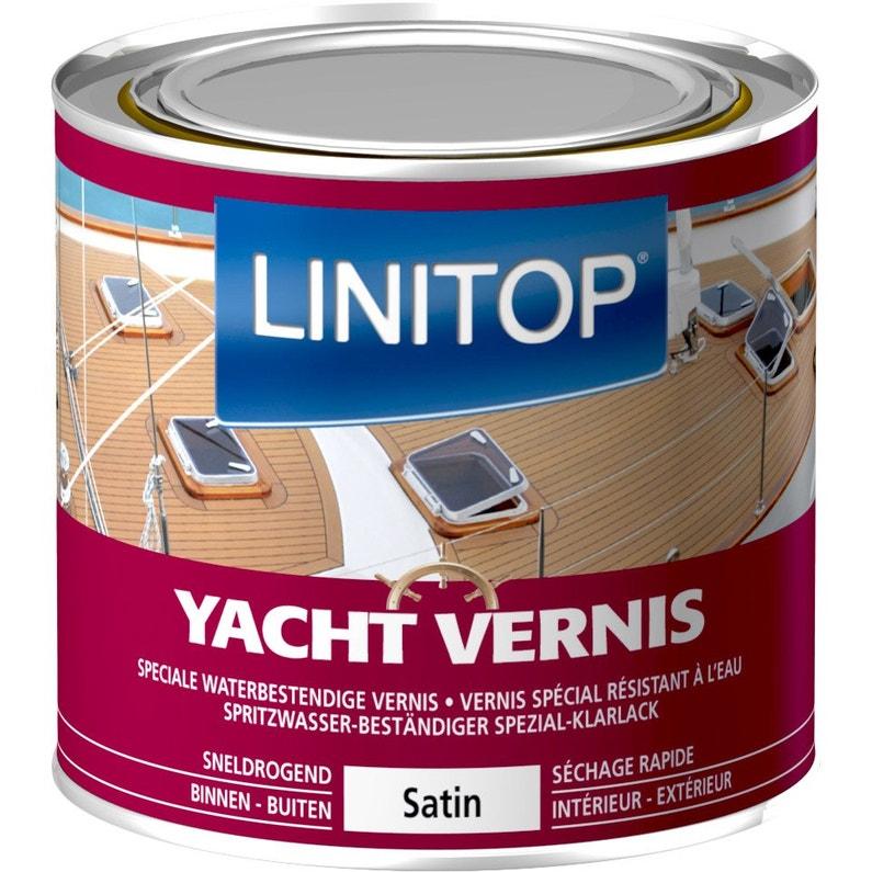 Vernis Marin Linitop Yacht 025 L Incolore Satin