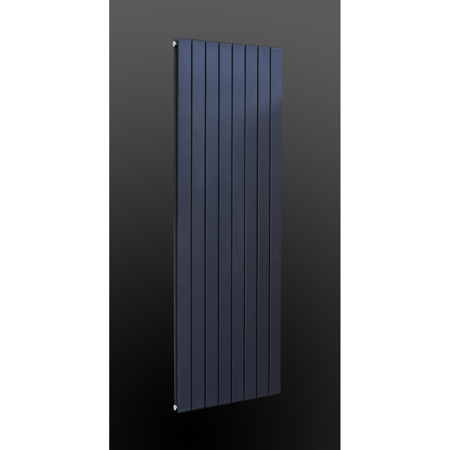radiateur chauffage central pianosa anthracite cm 1891 w leroy merlin. Black Bedroom Furniture Sets. Home Design Ideas