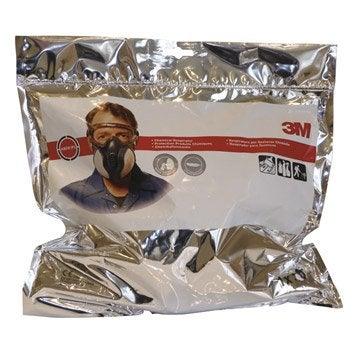 Masque de protection spécial produits chimiques 3M PROTECT