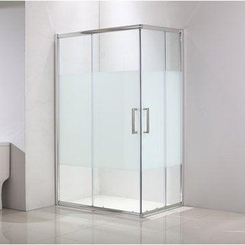 Porte de douche leroy merlin - Porte de douche 90 ...