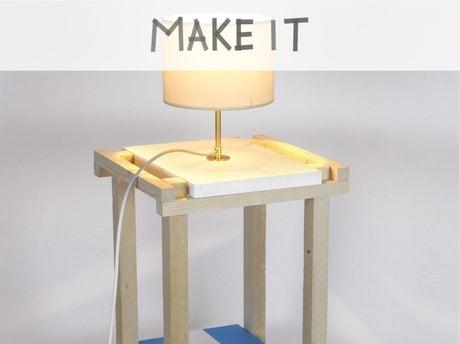 Diy cr er une table de chevet modulable for Une table de chevet