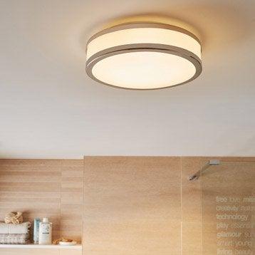 Plafonnier Sistero, LED 1 x 24 W, LED intégrée blanc froid