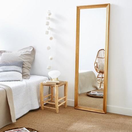 Des miroirs qui refl tent votre style leroy merlin for Grand miroir pour chambre