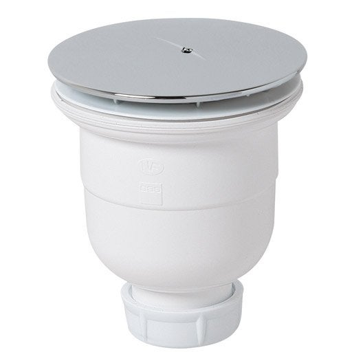 Bonde receveur de douche, Diam.90 mm