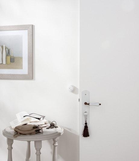 peinture blanche pour des murs et plafonds immacules. Black Bedroom Furniture Sets. Home Design Ideas