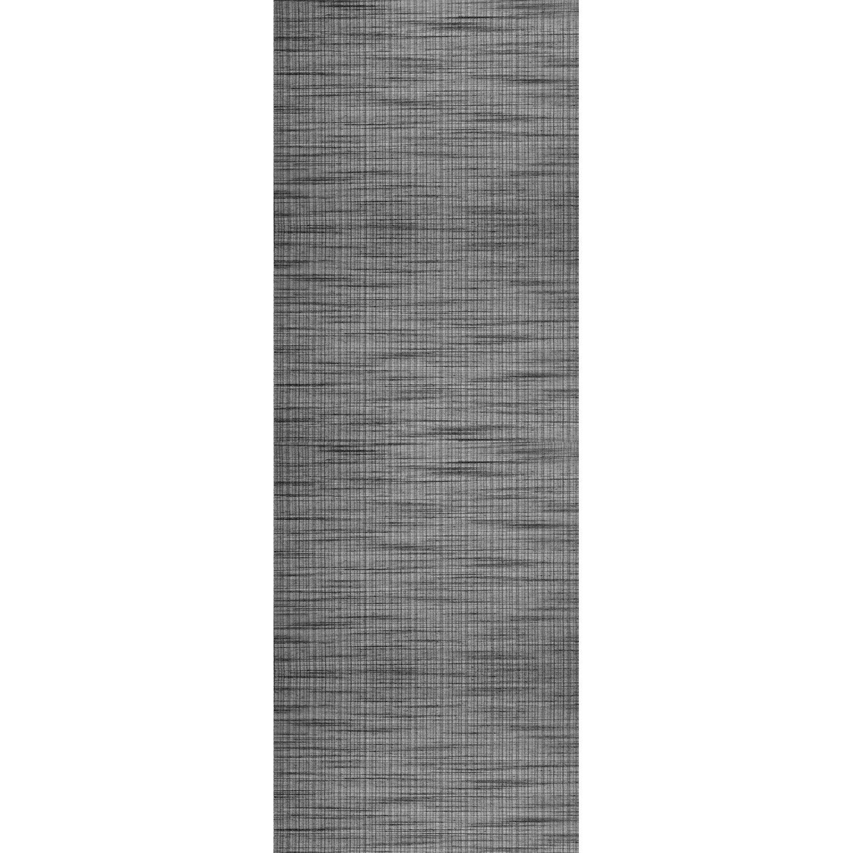 Panneau japonais Glossy, noir, H.250 x l.50 cm