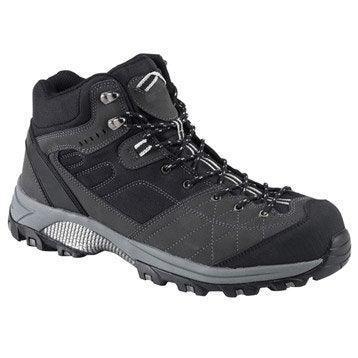 Chaussures de sécurité hautes KAPRIOL Dakota, coloris gris/noir T43