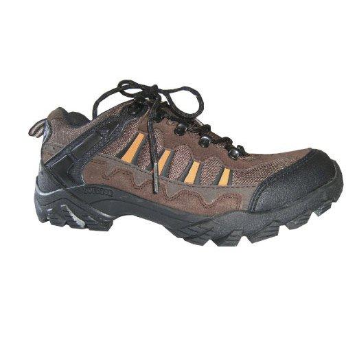 chaussures de s curit basses kapriol magda coloris marron t40 leroy merlin. Black Bedroom Furniture Sets. Home Design Ideas