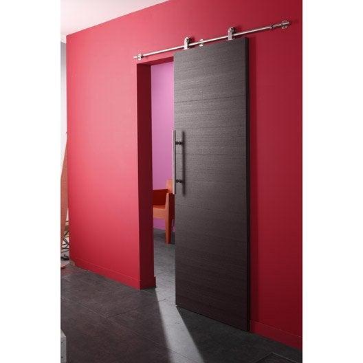Ensemble porte coulissante porte galandage porte for Porte coulissante dans le mur