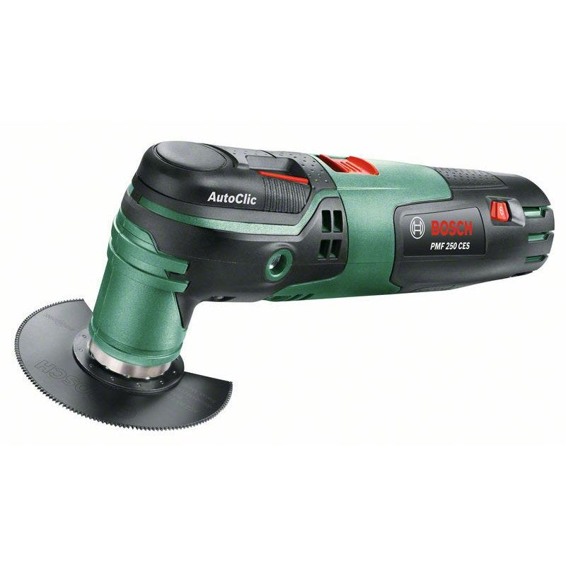 NEUF Ponceuse multifonction PSM 200 AES Bosch