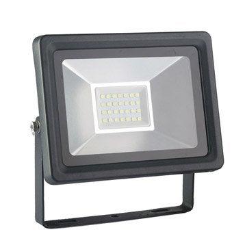 Projecteur ext rieur eclairage jardin leroy merlin for Eclairage noel exterieur projecteur