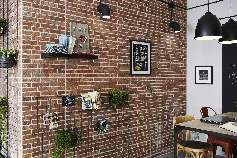 pierre de parement leroy merlin plaquette de parement. Black Bedroom Furniture Sets. Home Design Ideas