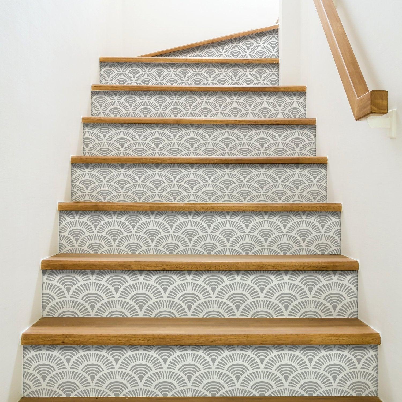 Stickers Pour Contremarche De La Deco Dans L Escalier