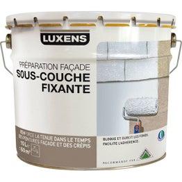 Sous-couche façade LUXENS, blanc grisé, 10 l
