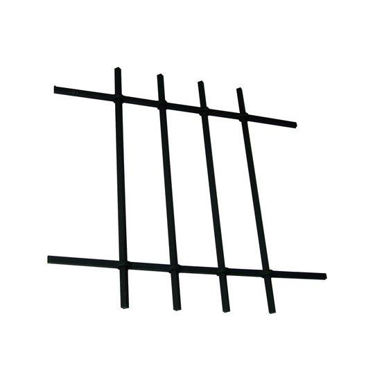 Grille de d fense grille de fen tre de protection for Fenetre 80x60