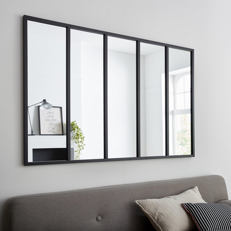 Un Miroir Fenêtre, Pour Un Style Loft