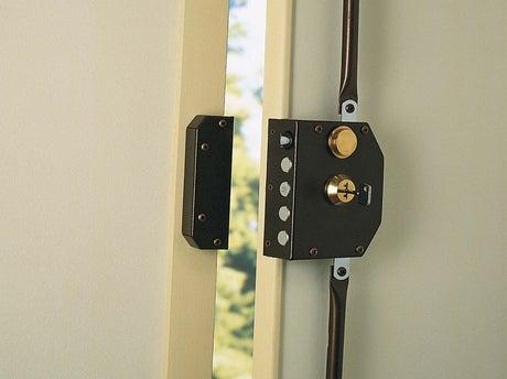 Comment poser une serrure multipoints leroy merlin - Comment installer une serrure de porte ...