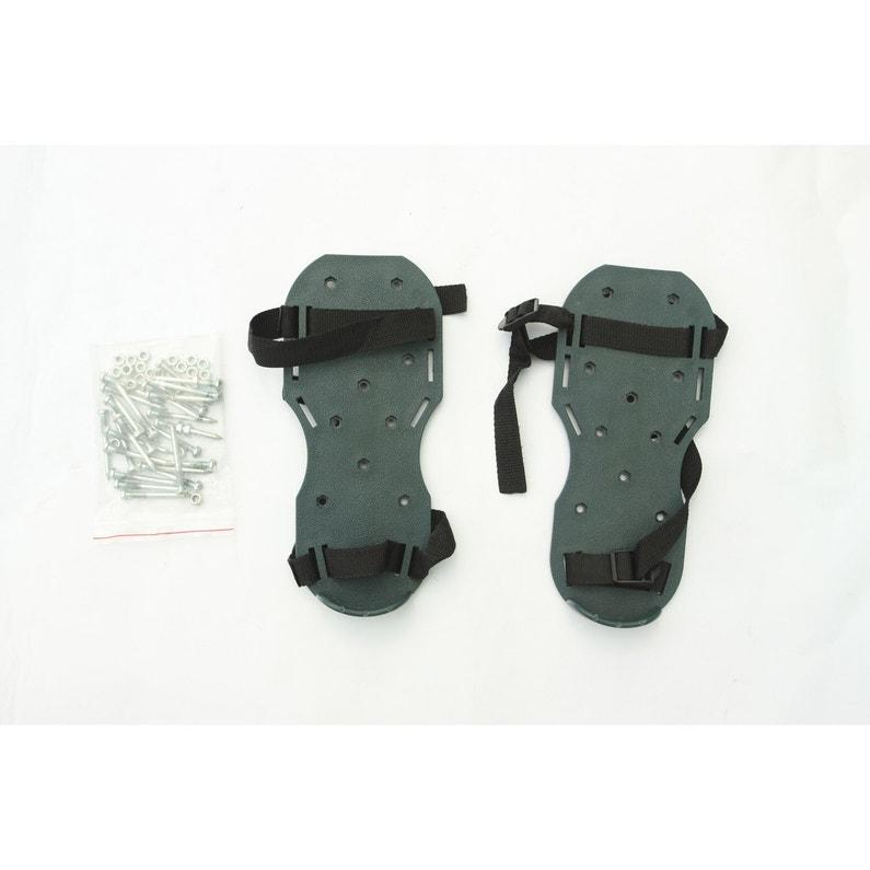 Chaussures Aératrices De Pelouse Leroy Merlin