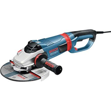Meuleuse d'angle Filaire BOSCH, Professional gws 24-230, 2400 W