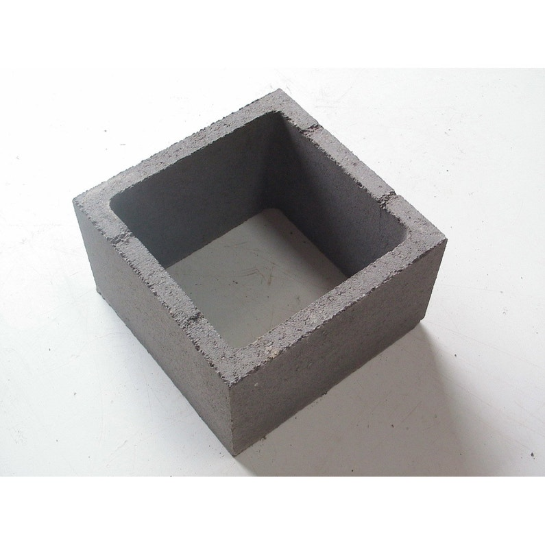 Element Pilier 40x40 Beton Leroy Merlin
