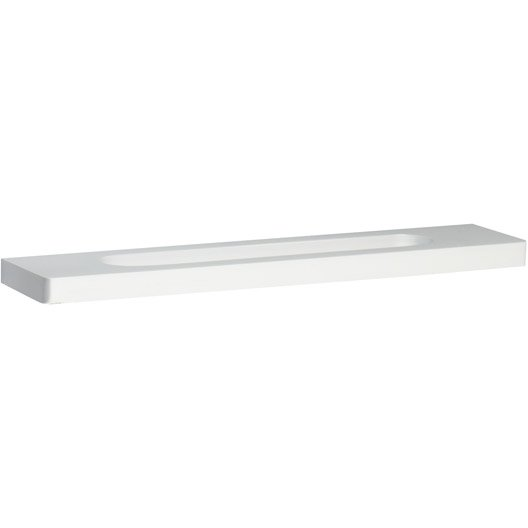 Poign e de meuble aluminium anodis entraxe 128 mm - Poignee cuisine entraxe 128 ...
