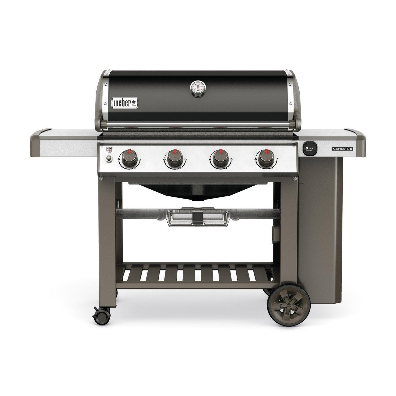 Barbecue au gaz WEBER Genesis 2 e410, noir