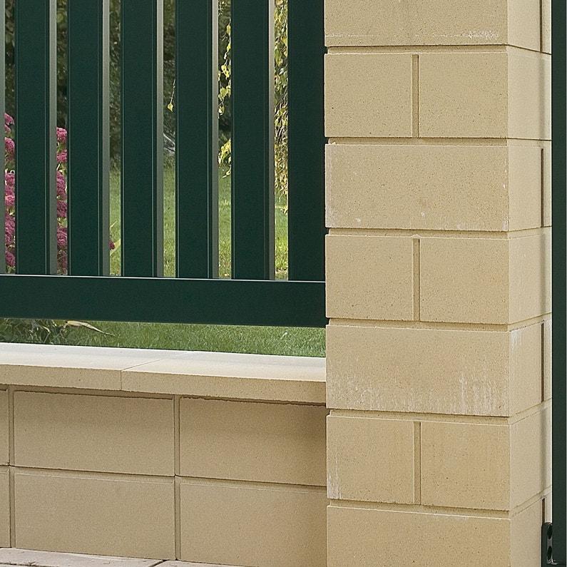 Couvre Mur Beton Largeur 50 Cm