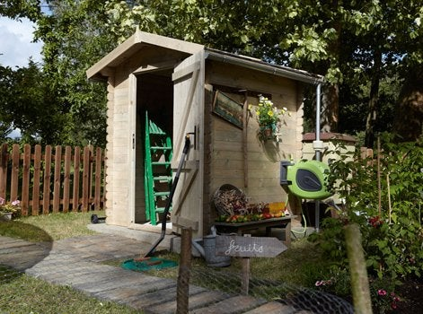 Comment choisir son abri de jardin ?   Leroy Merlin