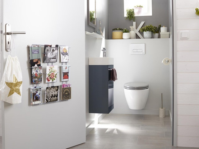 Aménager ses toilettes | Leroy Merlin