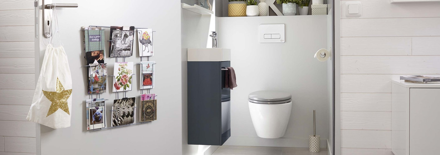 am�nager ses toilettes | leroy merlin