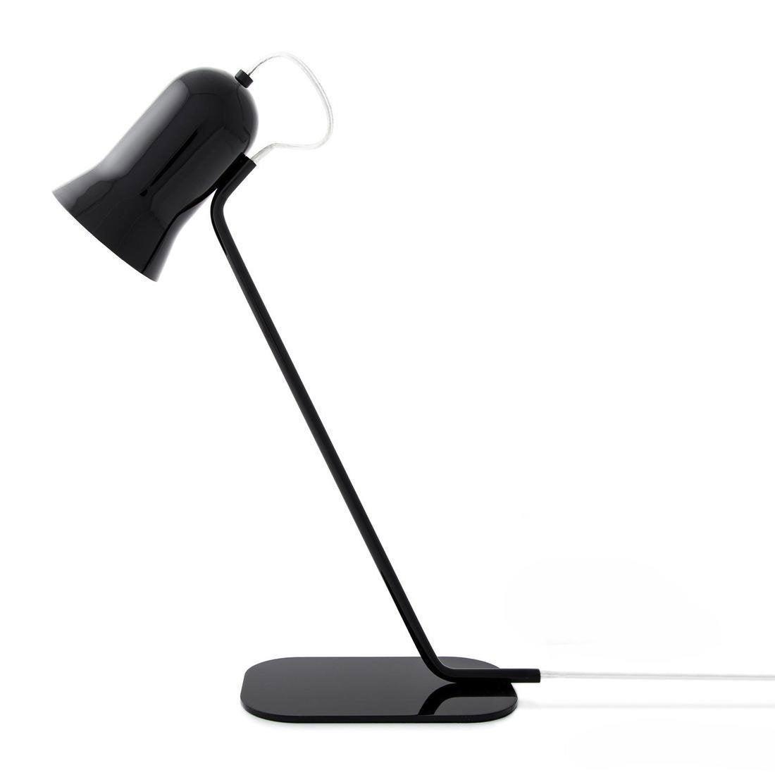 Lampe, design, métal noir, LO EDITIONS Angly