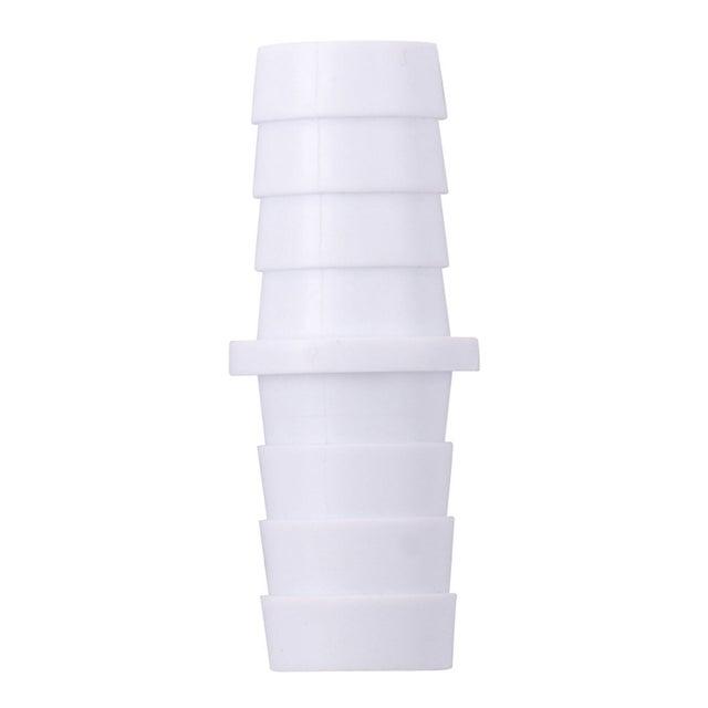 Raccord Jonction Droit Machine à Laver à Visser Plastique D32 Pour Tuyau Souple
