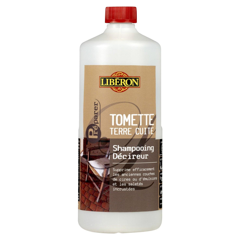 Shampooing décireur tomettes LIBERON 1 l | Leroy Merlin