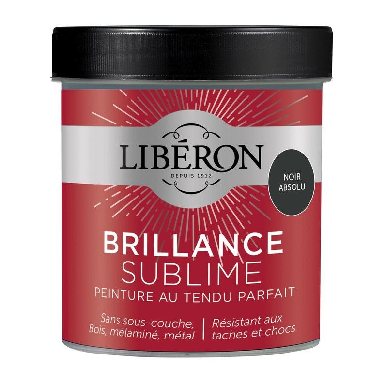 Peinture Pour Meuble Objet Et Porte Laque Liberon Noir Absolu 0 5 L