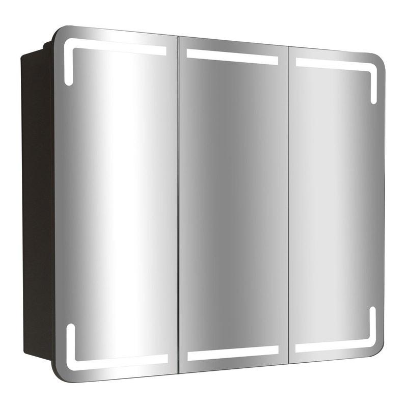 armoire de toilette chez leroy merlin kwaliefy. Black Bedroom Furniture Sets. Home Design Ideas