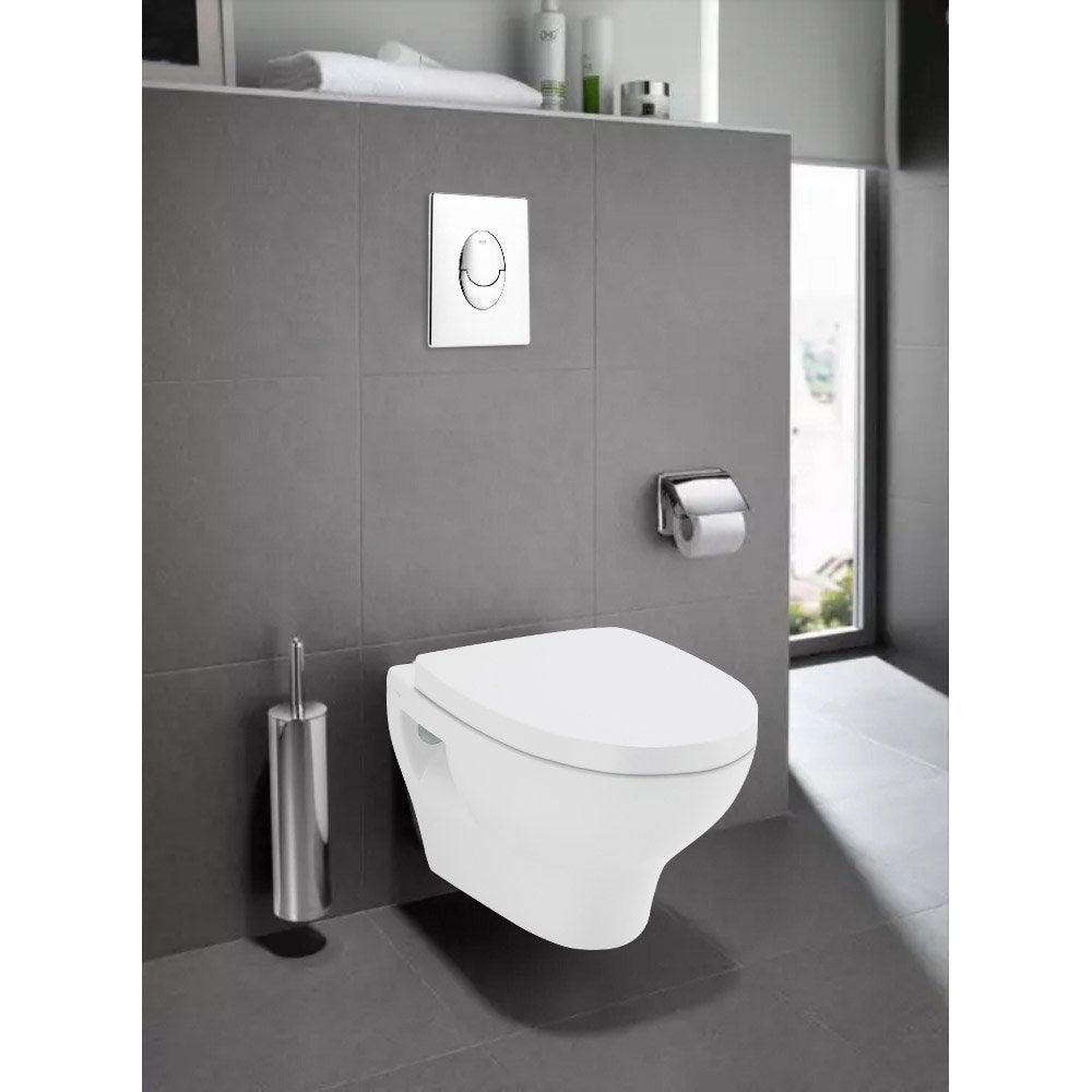 Comment Decorer Les Wc dada happy santa housse de siège de toilettes et ensemble de