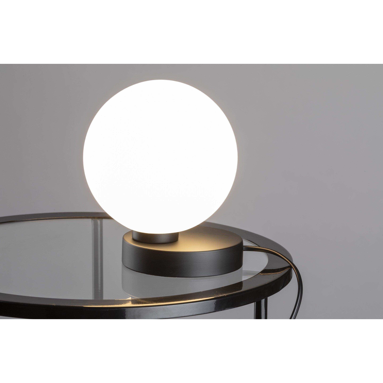 Lampe design métal noir, MATHIAS Mobile