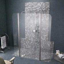 installer une douche l 39 italienne leroy merlin. Black Bedroom Furniture Sets. Home Design Ideas
