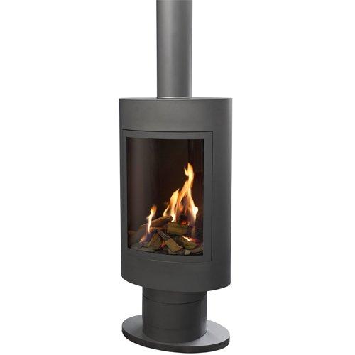 poele a bois extra plat top de forme rsolument le pole bois dalarna possde des formes rondes. Black Bedroom Furniture Sets. Home Design Ideas