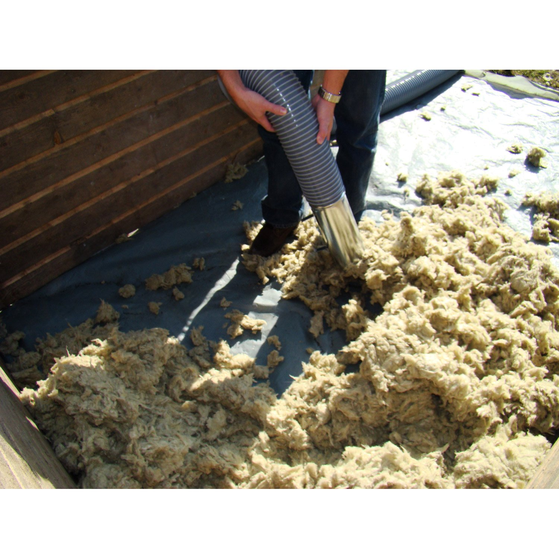 laine de roche souffler rockwool 20 kg r variable selon l 39 paisseur leroy merlin. Black Bedroom Furniture Sets. Home Design Ideas