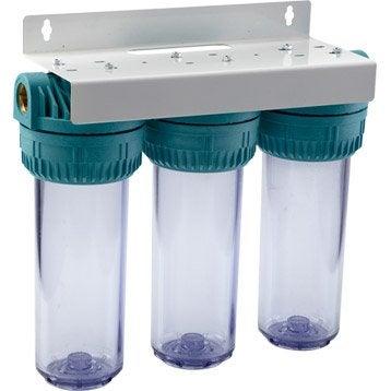 station et filtre pour eau de pluie au meilleur prix leroy merlin. Black Bedroom Furniture Sets. Home Design Ideas