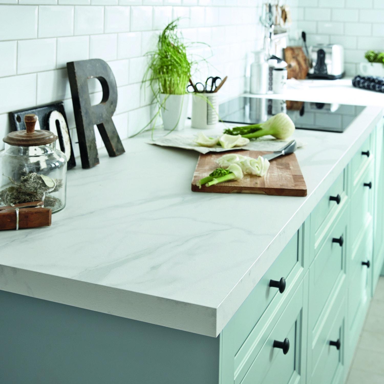 Habiller la crédence de la cuisine de style vintage avec du ...