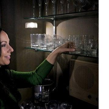 eclairage cuisine et dressing leroy merlin. Black Bedroom Furniture Sets. Home Design Ideas