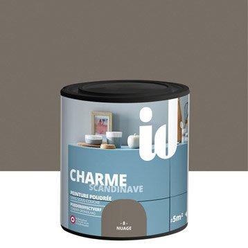 Peinture pour meuble, objet et porte, poudré, ID, Charme, nuage 0.5 l