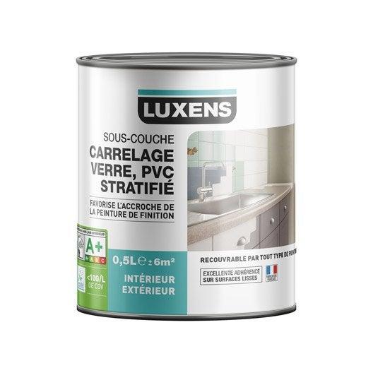 Sous couche peinture sous couche universelle plaque de pl tre bois leroy merlin for Sous couche peinture carrelage orleans