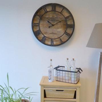 Horloge au meilleur prix | Leroy Merlin