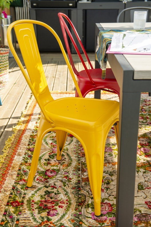 Salon de jardin, table et chaise   Leroy Merlin