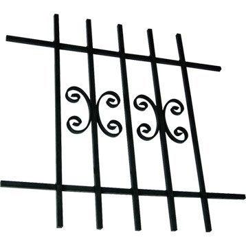 grille de d fense grille de fen tre de protection au. Black Bedroom Furniture Sets. Home Design Ideas