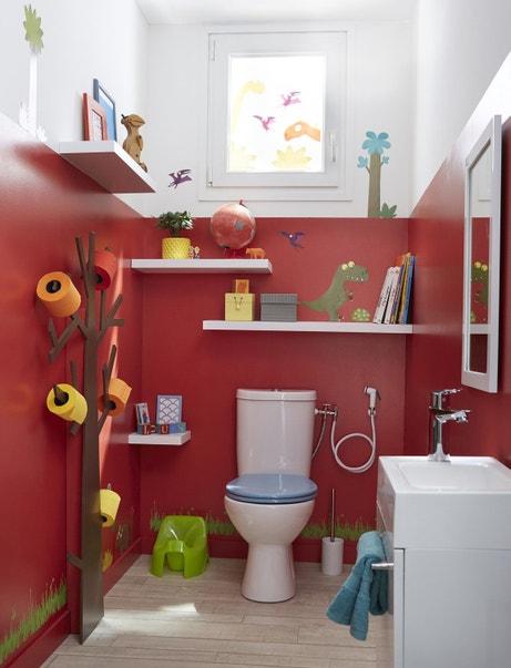 Un arbre à rouleaux dans votre espace toilettes