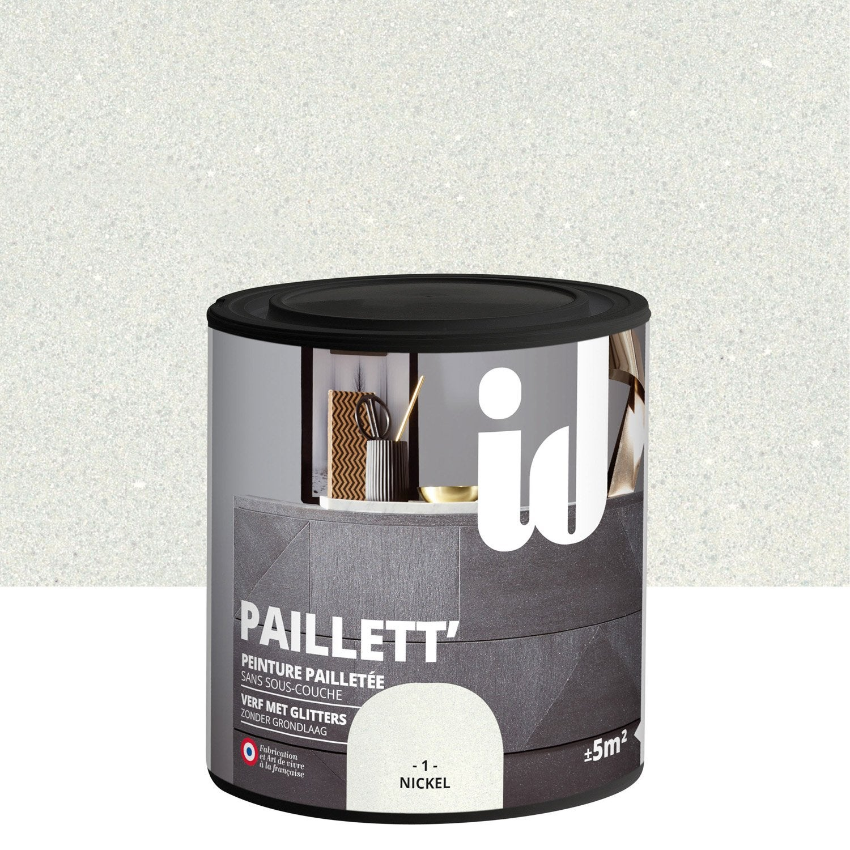 Peinture Pour Meuble Objet Et Porte Paillet Id Paillett Nickel